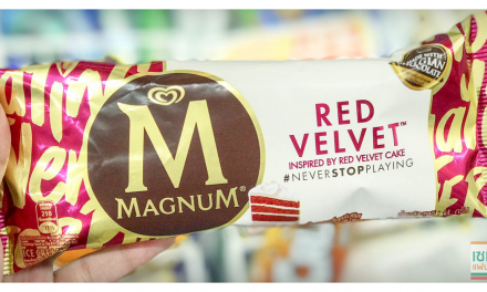 รีวิว : Magnum Red Velvet แม็กนั่มรสชาติใหม่ ชวนติดใจในหน้าร้อน ราคา 50 บาท !!