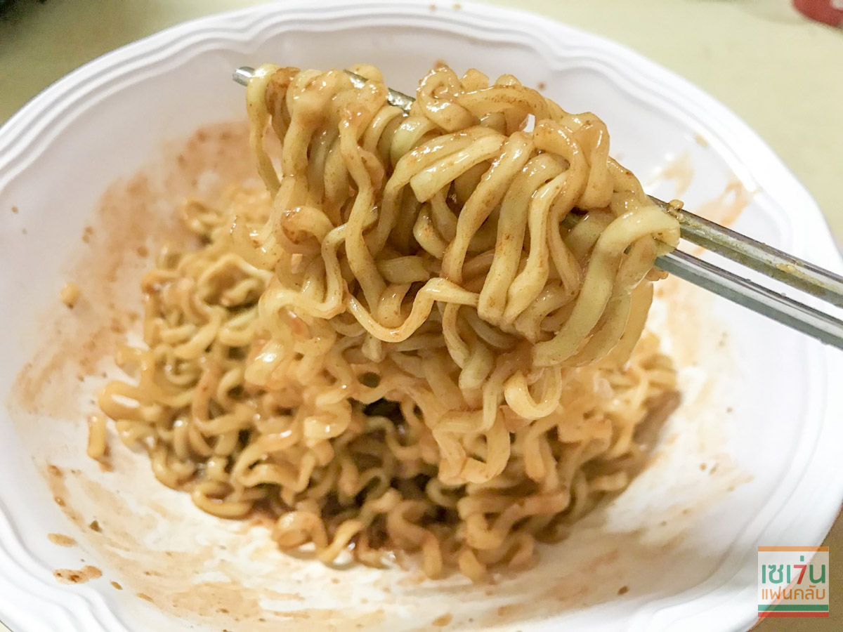 review samyang nissin spicy noodle 10