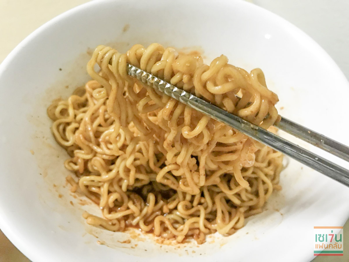 review samyang nissin spicy noodle 11
